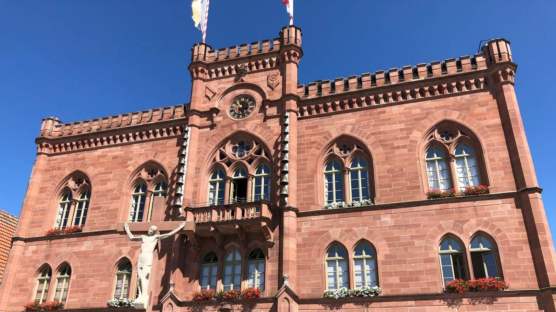 Rathaus von Tauberbischofsheim