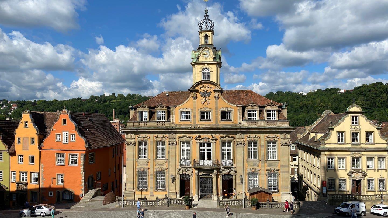 Rathaus Schwäbisch Hall (Foto: SWR)