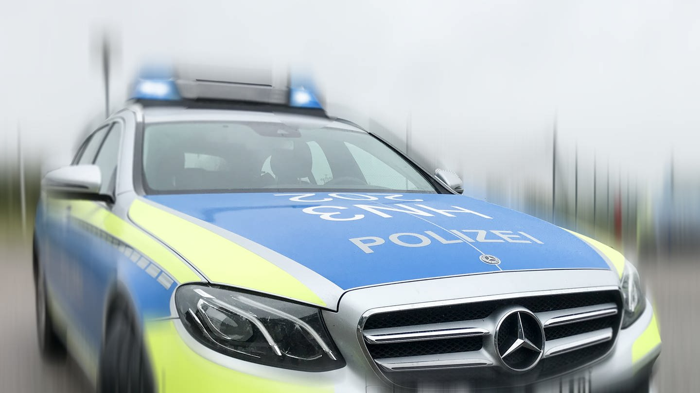 Polizeiauto Symbolbild