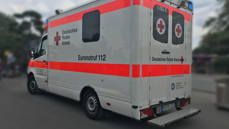 Ein Krankenwagen (Archivbild) (Foto: SWR, Nicole Heidrich)