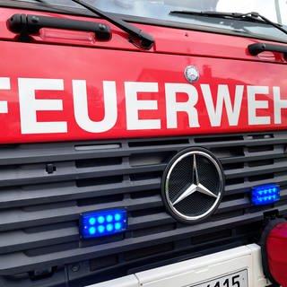 Wohnhausbrand in Heilbronn (Foto: SWR)
