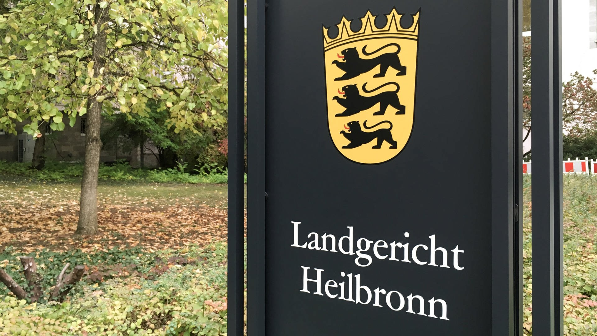 Das Heilbronner Landgericht