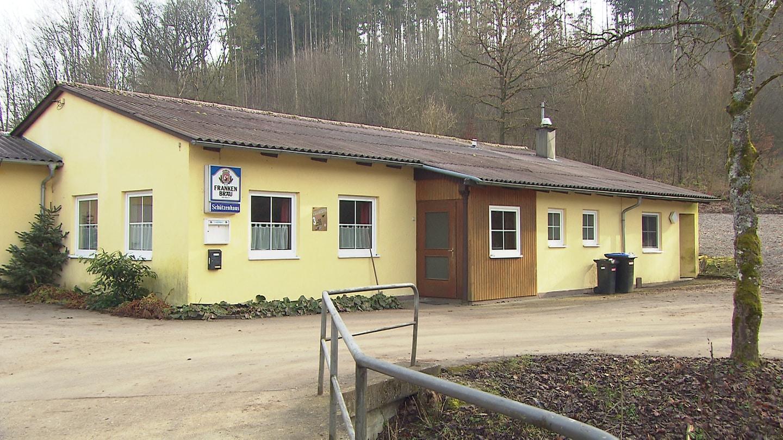 Das Schützenheim in Rot am See - Hier war der mutmaßliche Todesschütze Mitglied im Verein (Foto: SWR)