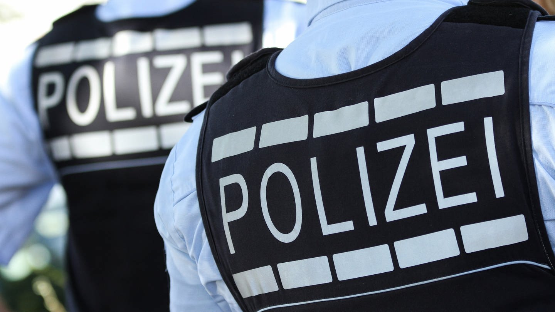 Die Polizei sucht in Frankenbach nach einem Einbrecher (Symbolbild) (Foto: dpa Bildfunk, Picture Alliance)