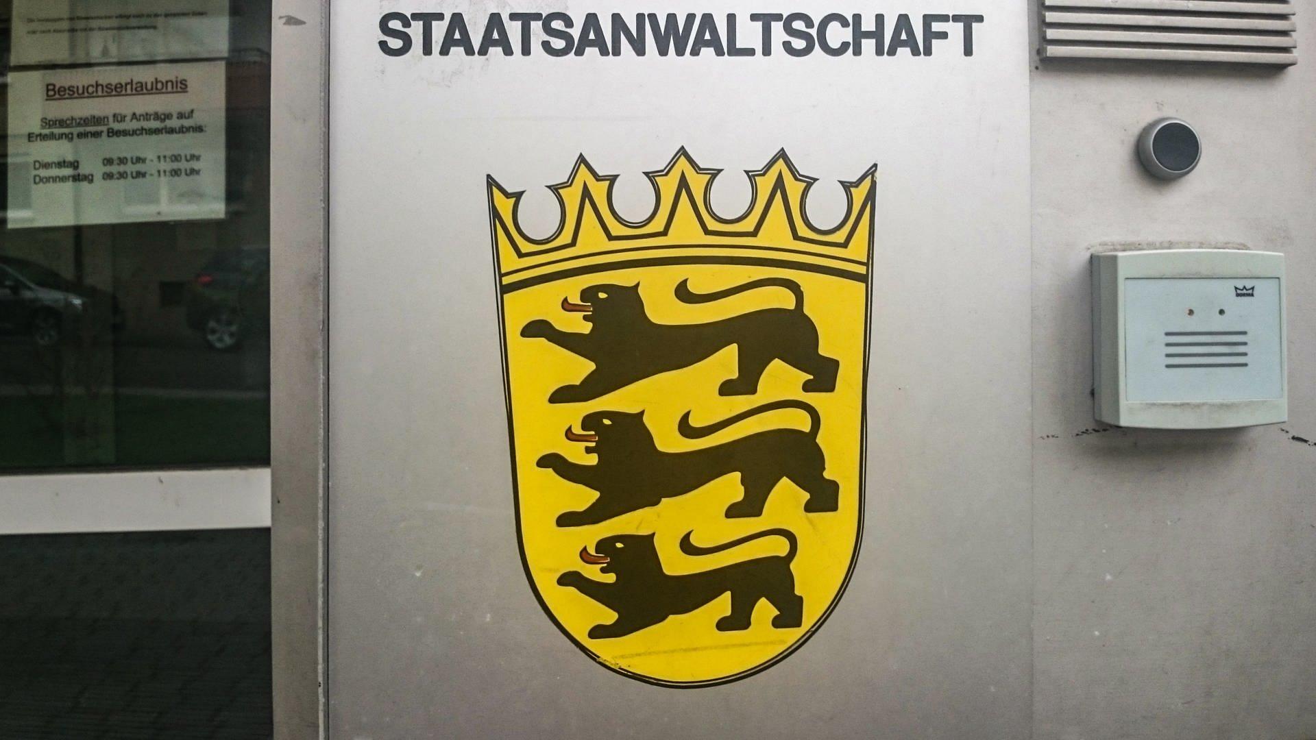 Staatsanwaltschaft - Symbolbild