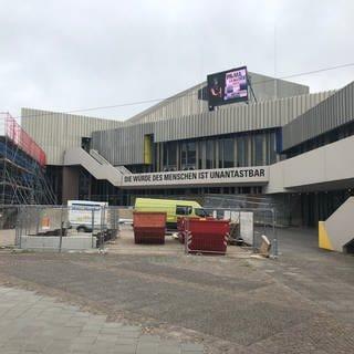 Sanierung des Badischen Staatstheaters vorerst auf Eis (Foto: SWR)