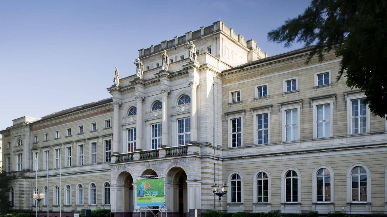 Naturkundemuseum in Karlsruhe (Foto: Imago, Imago / Hoch Zwei Stock/Angerer)