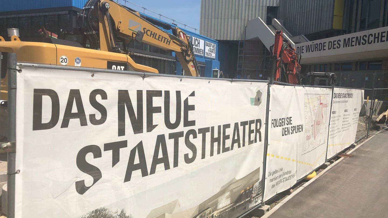 Die Sanierung des Badischen Staatstheaters kommt wahrscheinlich