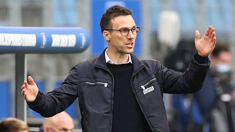 KSC-Trainer Christian Eichner