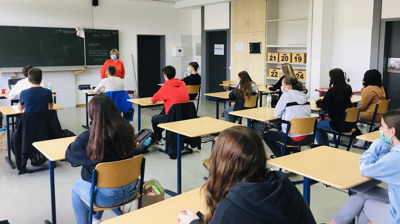 Wählen ab 16 in der Schule in Iffezheim