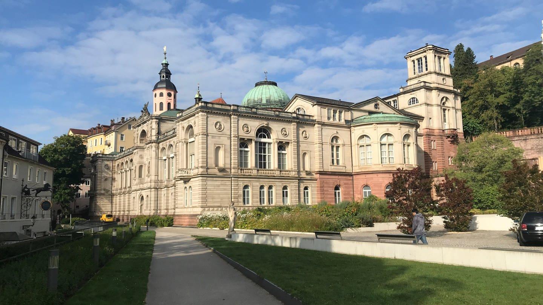 Friedrichsbad in Baden Baden bleibt auf unbestimmte Zeit zu   SWR ...