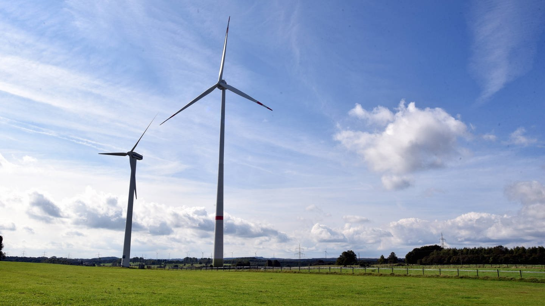 Drei Windräder sollen bei Rheinstetten gebaut werden
