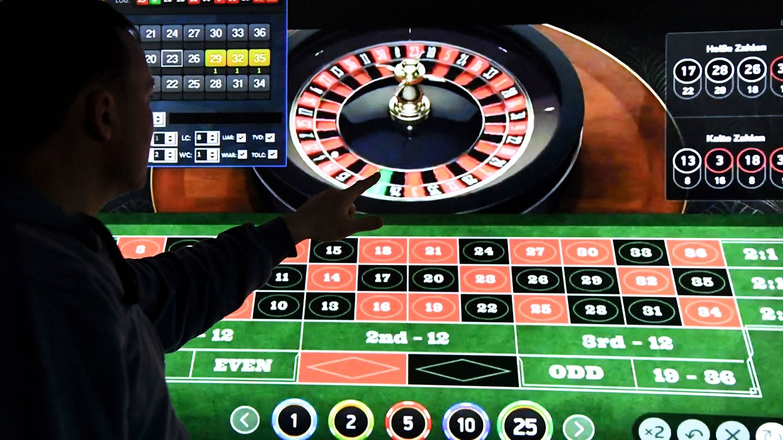 Online-Casino (Foto: dpa Bildfunk, picture alliance/Carsten Rehder/dpa)