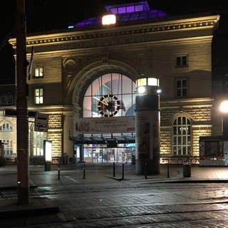 Erste Ausgangssperre in Mannheim - Polizei zieht positive Bilanz (Foto: SWR)