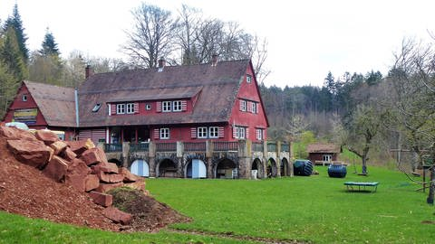 Forsthaus (Foto: SWR)