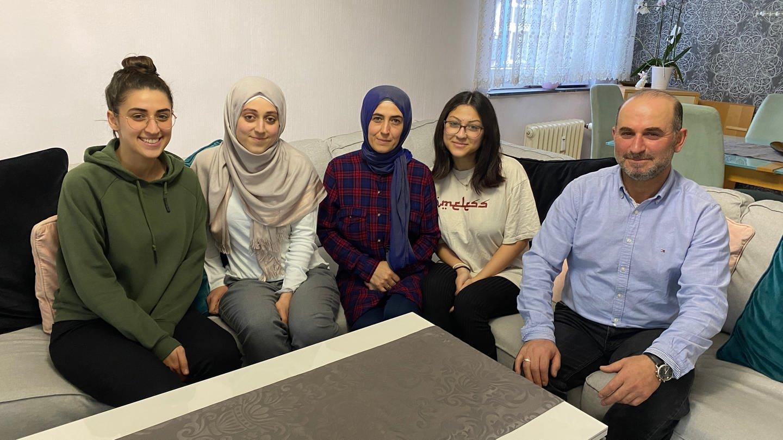 Familie Duman aus Mannheim (Foto: SWR)