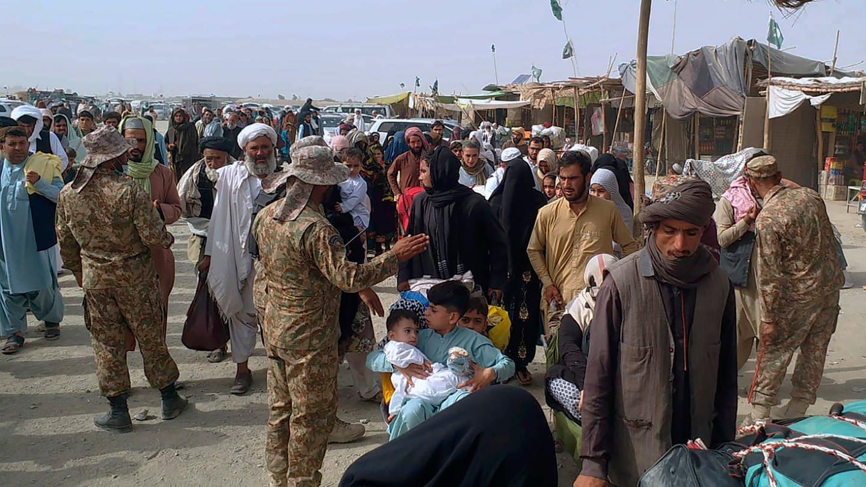 Zwei Heidelberger berichten über Lage in Afghanistan - ihre Familien sind noch dort.