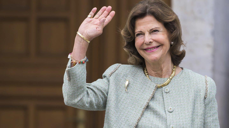 Königin Silvia von Schweden besucht im September Hiedelberg und Bensheim (Foto: dpa Bildfunk, picture alliance/Silas Stein/dpa)