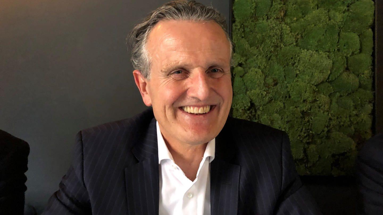 Frank Nopper, CDU-Kandidat für die OB-Wahl in Stuttgart (Foto: SWR, Verena Neuhausen)