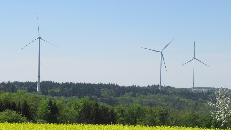 Windpark (Foto: Pressestelle, EnBW AG)