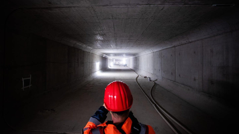 Tunnel für Stuttgart 21