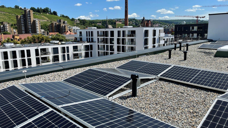 klimaneutrales Stadtquartier Esslingen