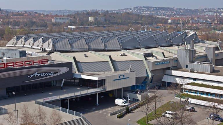 Hanns-Martin-Schleyer-Halle in Stuttgart