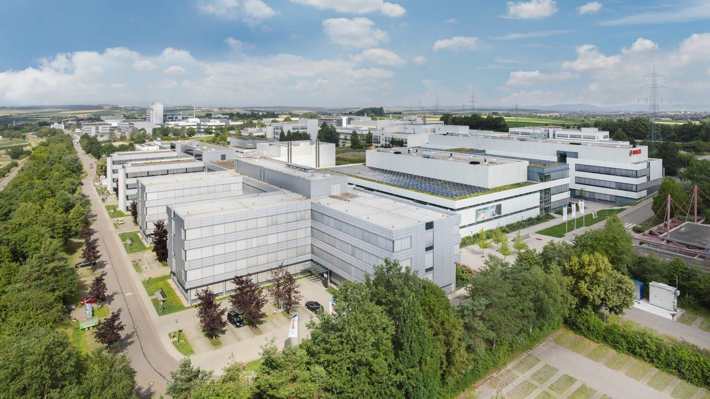 Bosch in Schwieberdingen