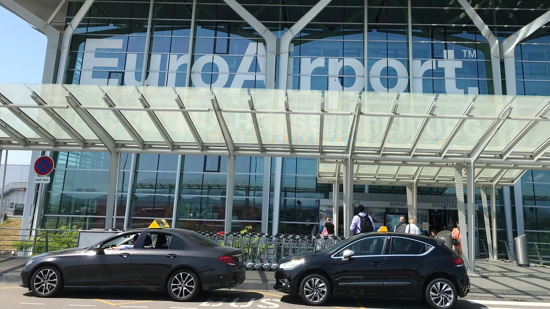 Euroairport Basel-Mulhouse-Freiburg (Foto: SWR, Matthias Zeller)