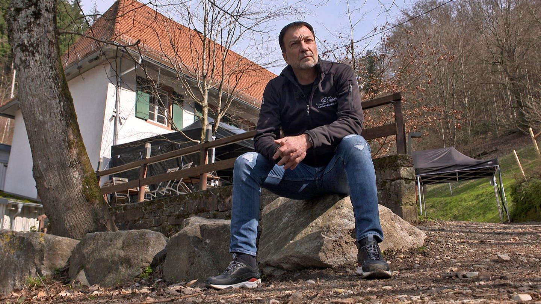 Thomas Fehrle, Wirt des Ausfluglokals St. Valentin in Freiburg (Foto: SWR)