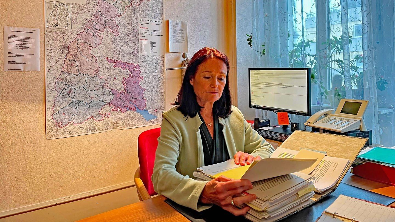 Angelika Musella, externe Missbrauchsbeauftragte im Erzbistum Freiburg (Foto: SWR, Marion Eiche)