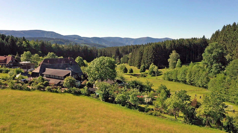 Urlaubsmacher im Schwarzwald: Flecklihof im Elztal
