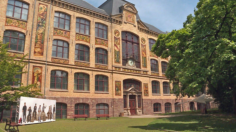 An der Kunsthochschule Straßburg ist die Coronavariante Delta aufgetaucht - 42 Studierende sind in Quarantäne