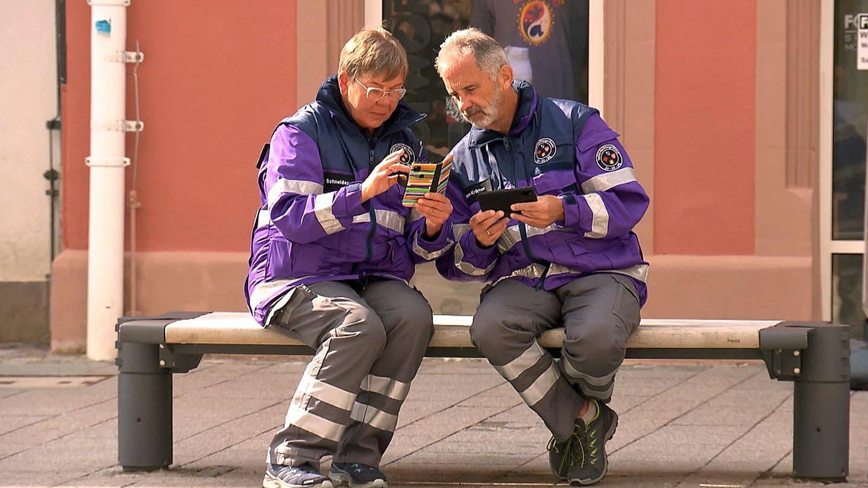 Zwei freiwillige Helfer aus Villingen berichten über ihren Notfallnachsorge-Einsatz im überfluteten Ahrtal
