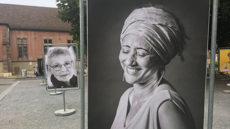 Fotoausstellung in Basel: 50 Frauenportraits zu 50 Jahre Frauenstimmrecht in der Schweiz