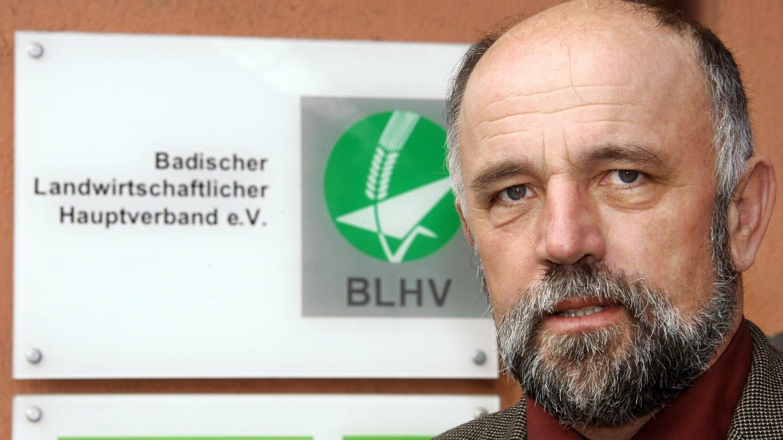 """Werner Räpple: """"Landwirtschaft bekommt zu wenig Anerkennung"""""""
