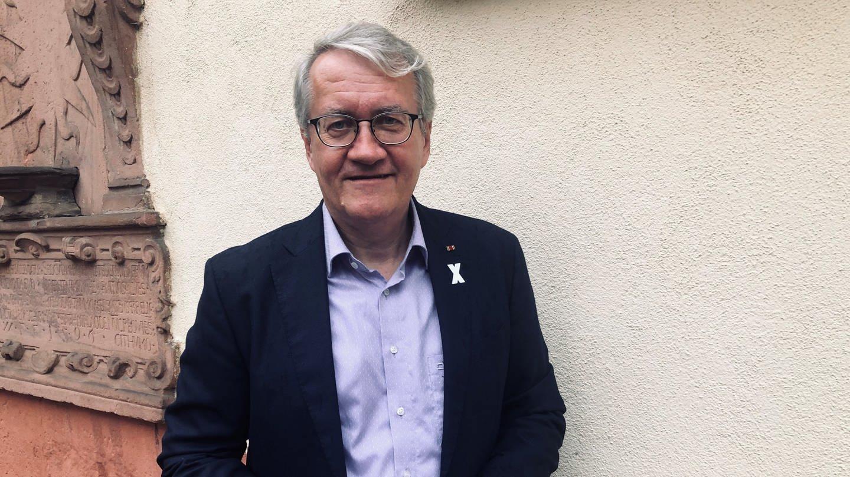 Matthias Katsch, SPD-Kandidat im Wahlkreis Offenburg