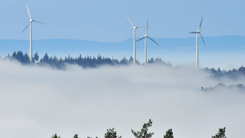 Windkraft im Süedwesten
