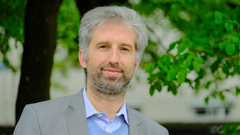 Boris Palmer, Grüne, Oberbürgermeister der Stadt Tübingen, Mai 2021 (Foto: SWR, Jochen Krumpe)