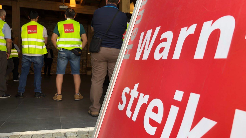 Busfahrerstreik, Zehntscheuer in Reutlingen-Betzingen