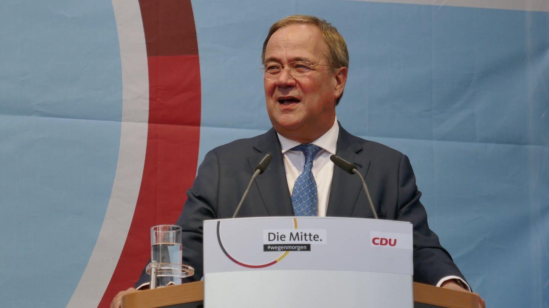 Armin Laschet in Rottenburg