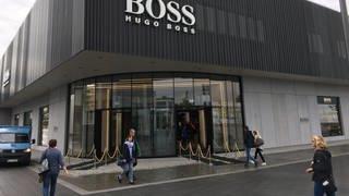 Das neue Outlet-Center von Hugo Boss. (Foto: SWR, Till Kohlwes)