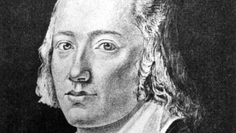 Johann Christian Friedrich Hölderlin (Foto: dpa Bildfunk, Picture Alliance)