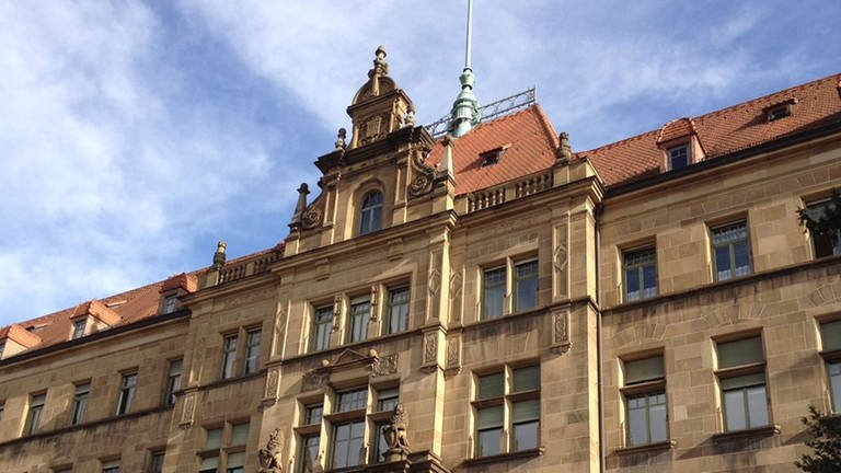 Landgericht Tübingen (Foto: SWR)