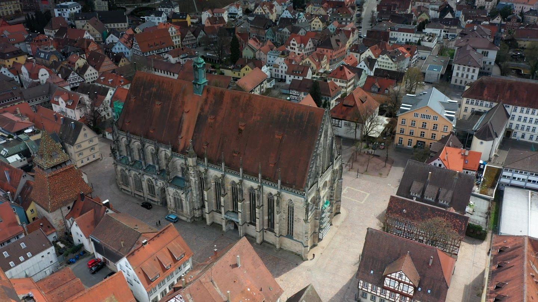 Münster Schwäbisch Gmünd (Foto: SWR, SWR)