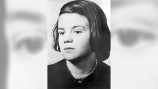 Sophie Scholl (Foto: dpa Bildfunk, picture alliance / dpa / Collage: SWR)