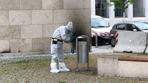 Brandanschlag auf Synagoge in Ulm - Staatsschutz ermittelt