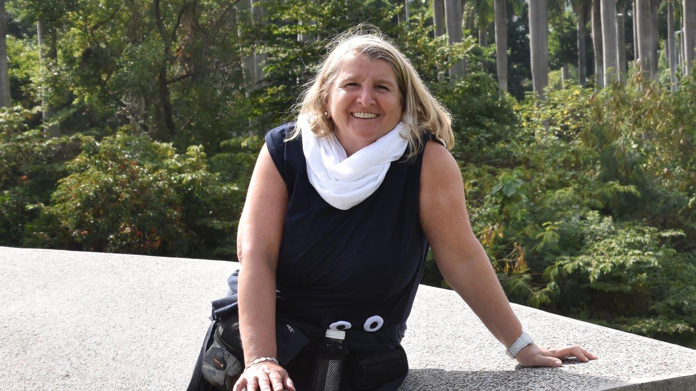 Emmy Megler ist Gründungsmitglied des Soroptimist International Clubs Ulm-Donaustadt und seit 2004 dessen Präsidentin