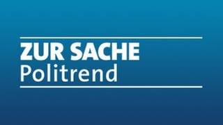 """Logo für den """"Zur Sache Politrend"""". (Foto: SWR)"""