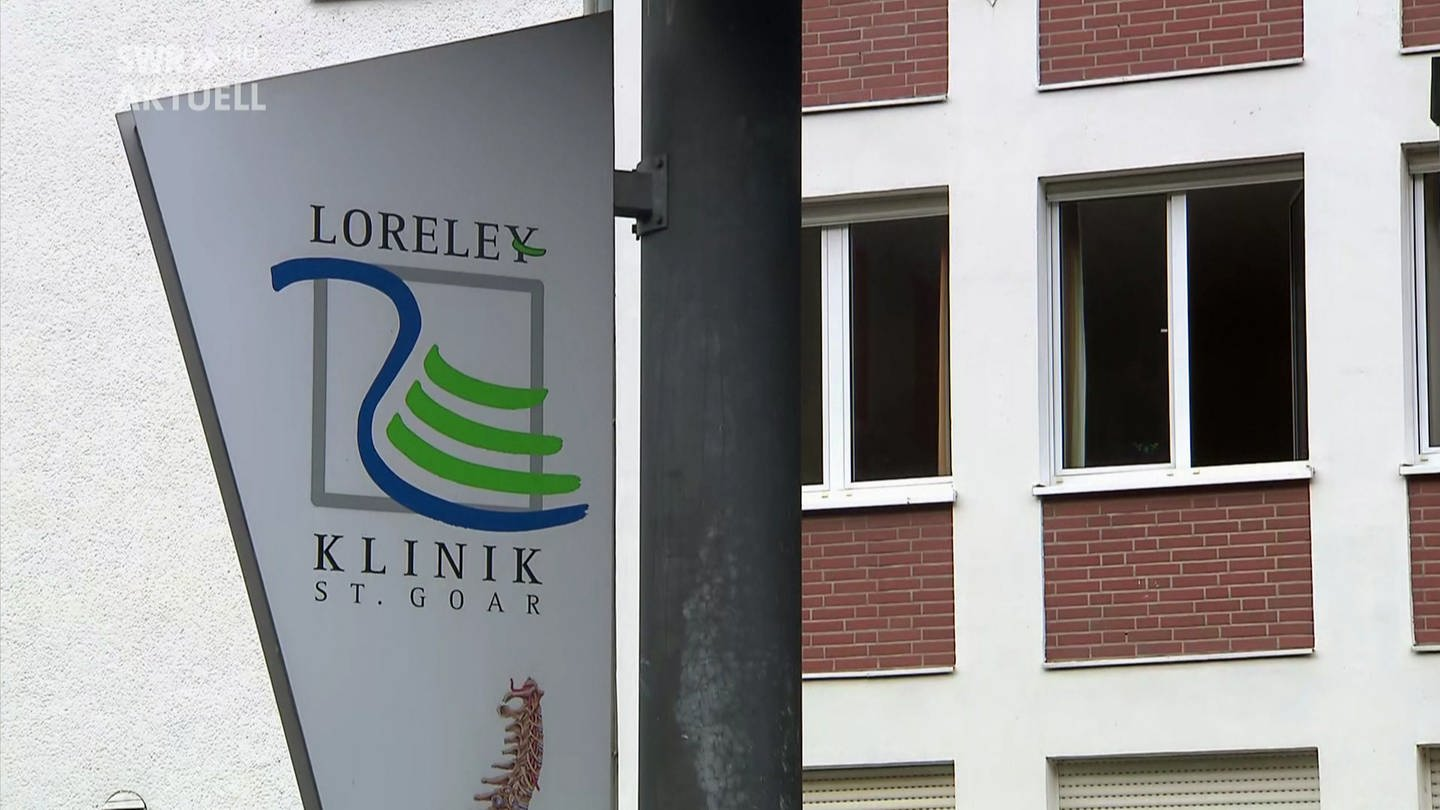 Loreley Klinik (Foto: SWR)